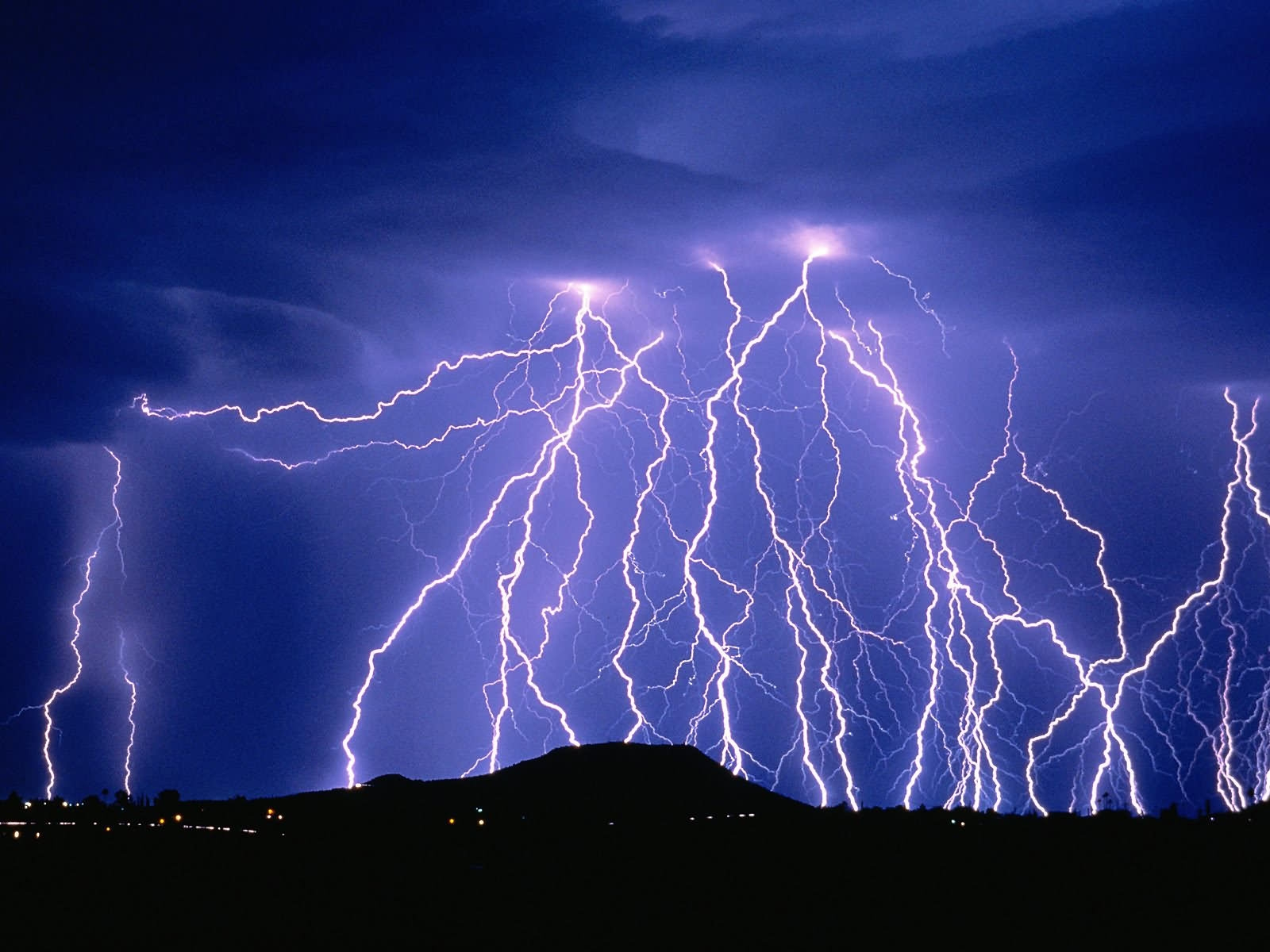 Lightning, Sand, and Faults | Beth Ratzlaff
