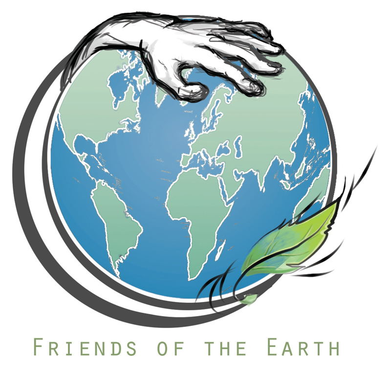 Friends of the Earth Logo by tattoo-parlour on DeviantArt