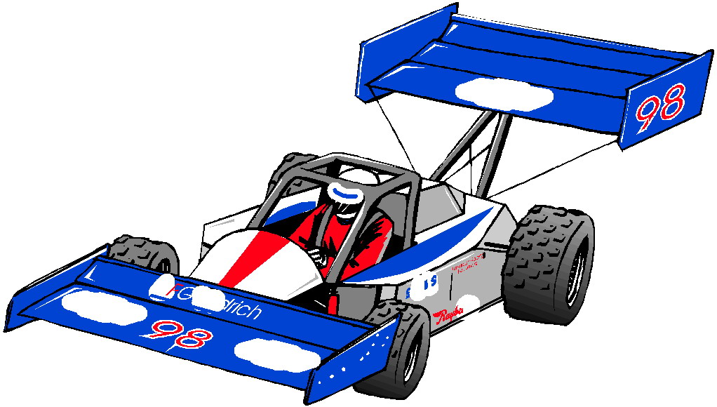 Cartoon Race Car Driver - Cliparts.co