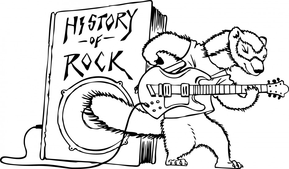 igneous rock coloring pages - photo#15