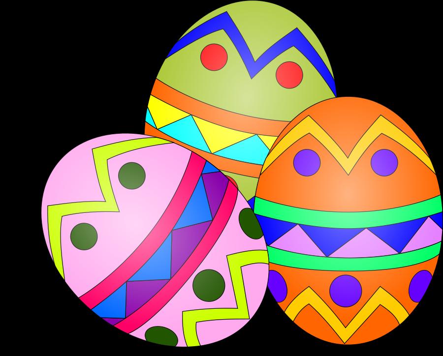 Easter Border Clip Art - Cliparts.co