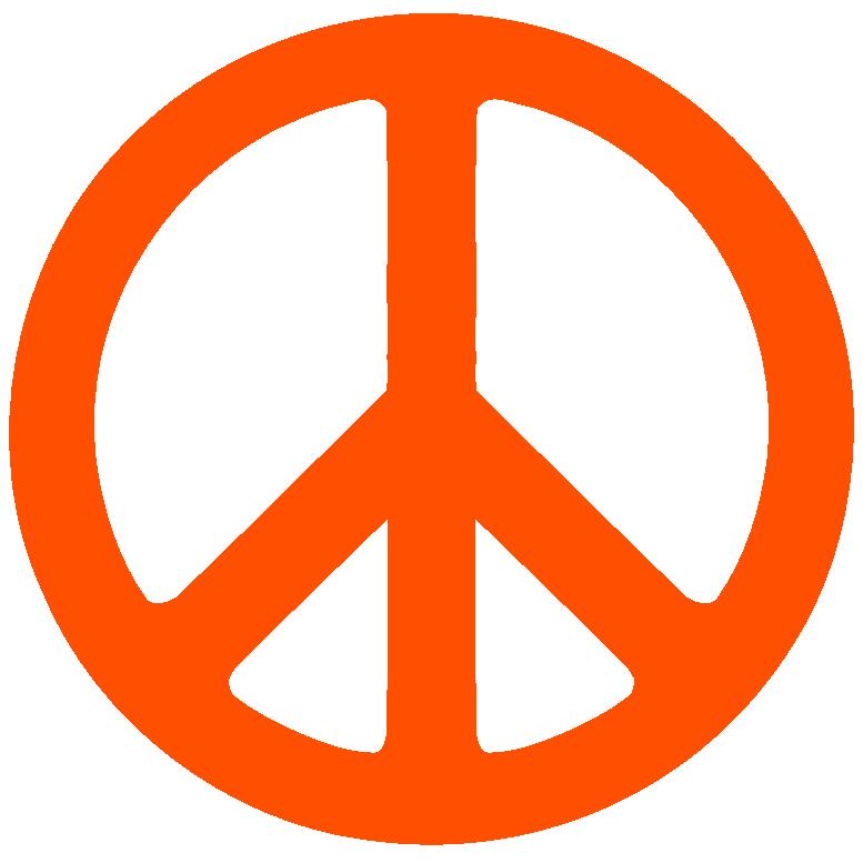 International Orange Peace Symbol 1 dweeb peacesymbol.org Peace ...: cliparts.co/international-symbols-clip-art