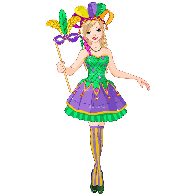 ... Grade Nest Look At What I Bought Mardi Gras Clip Art ... - Cliparts.co