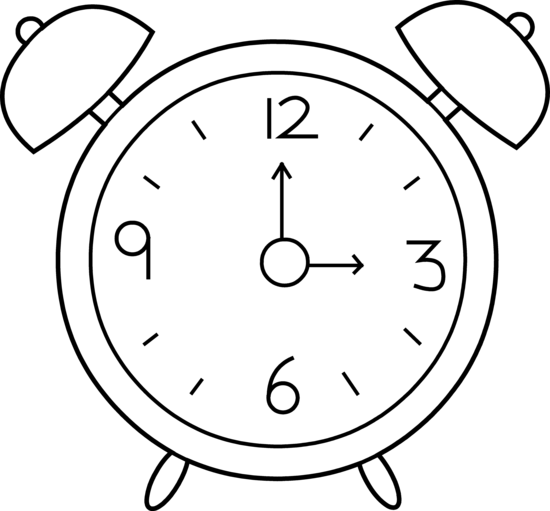 Clock Clipart For Kids - Cliparts.co