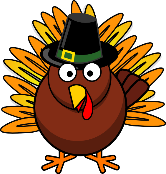 Thanksgiving Turkey Dinner Clipart | Free Internet Pictures