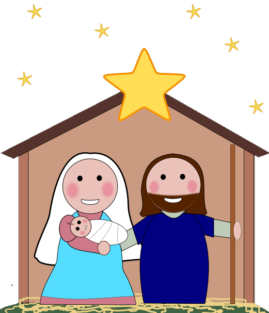 Free Nativity Clipart - Cliparts.co