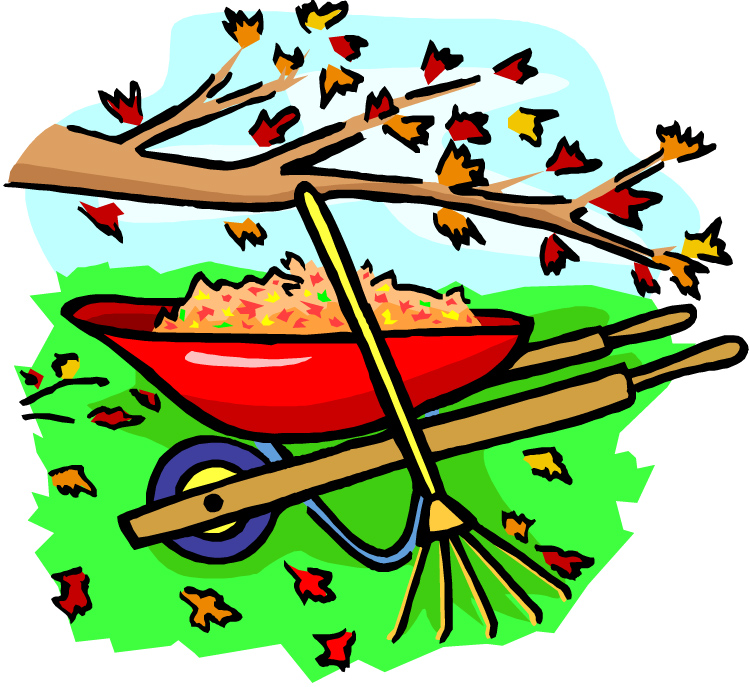 how to best use your leaves this fall heifer Raking Leaves Cartoon raking leaves clipart
