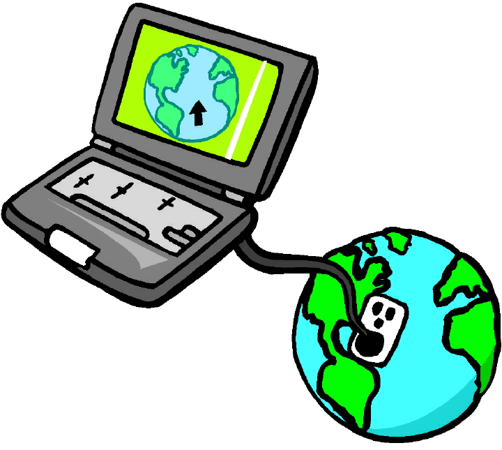 technology clip cliparts clipart attribution forget link don