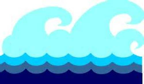 Free Clip Art Waves - ClipArt Best