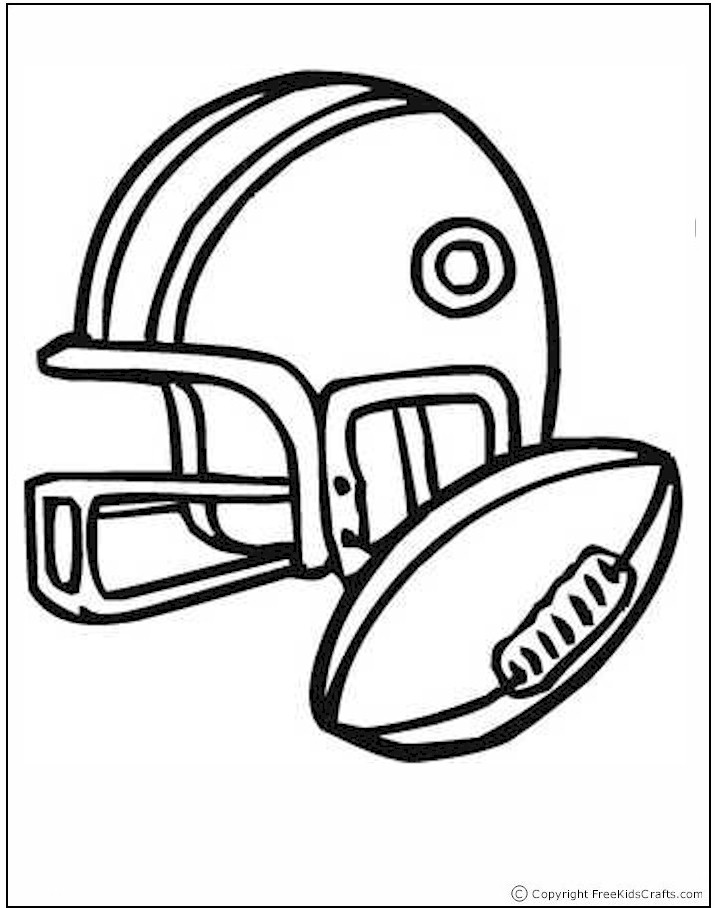 Coloring Pages Colts