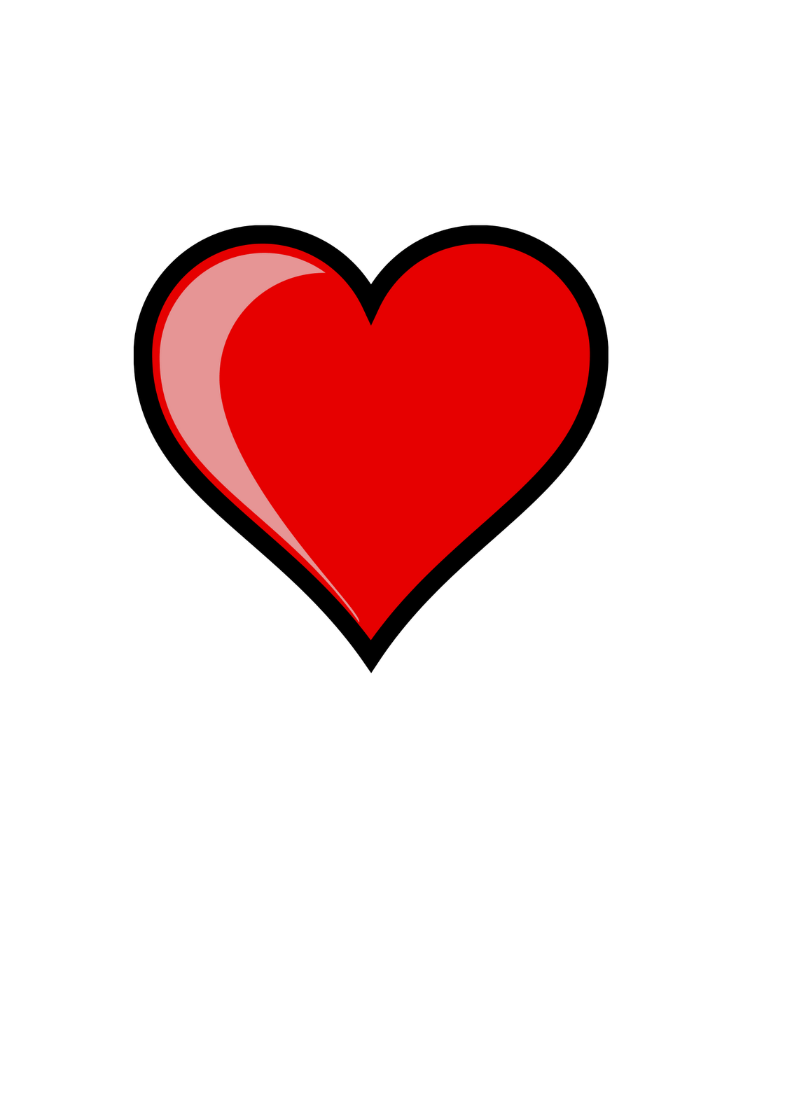 Clipart For Valentines Day - ClipArt Best