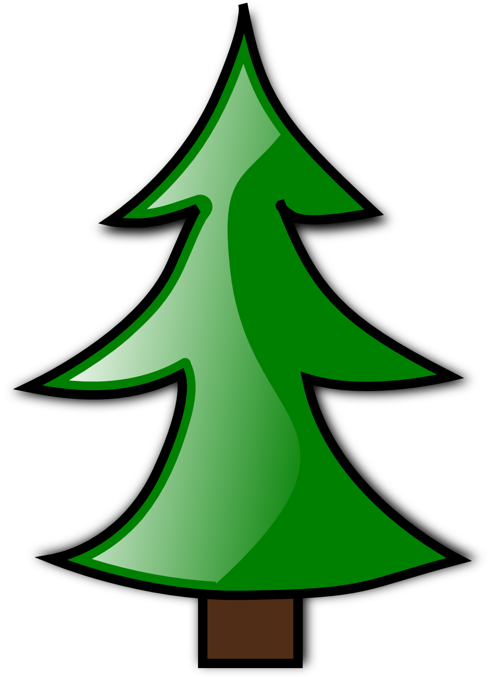 Christmas Tree Clip Art Free | Clipart Panda - Free Clipart Images