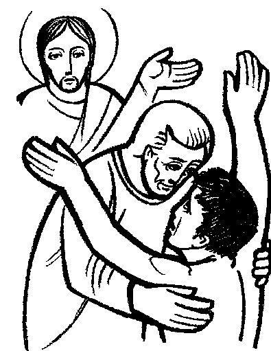 free christian clip art prodigal son - photo #1