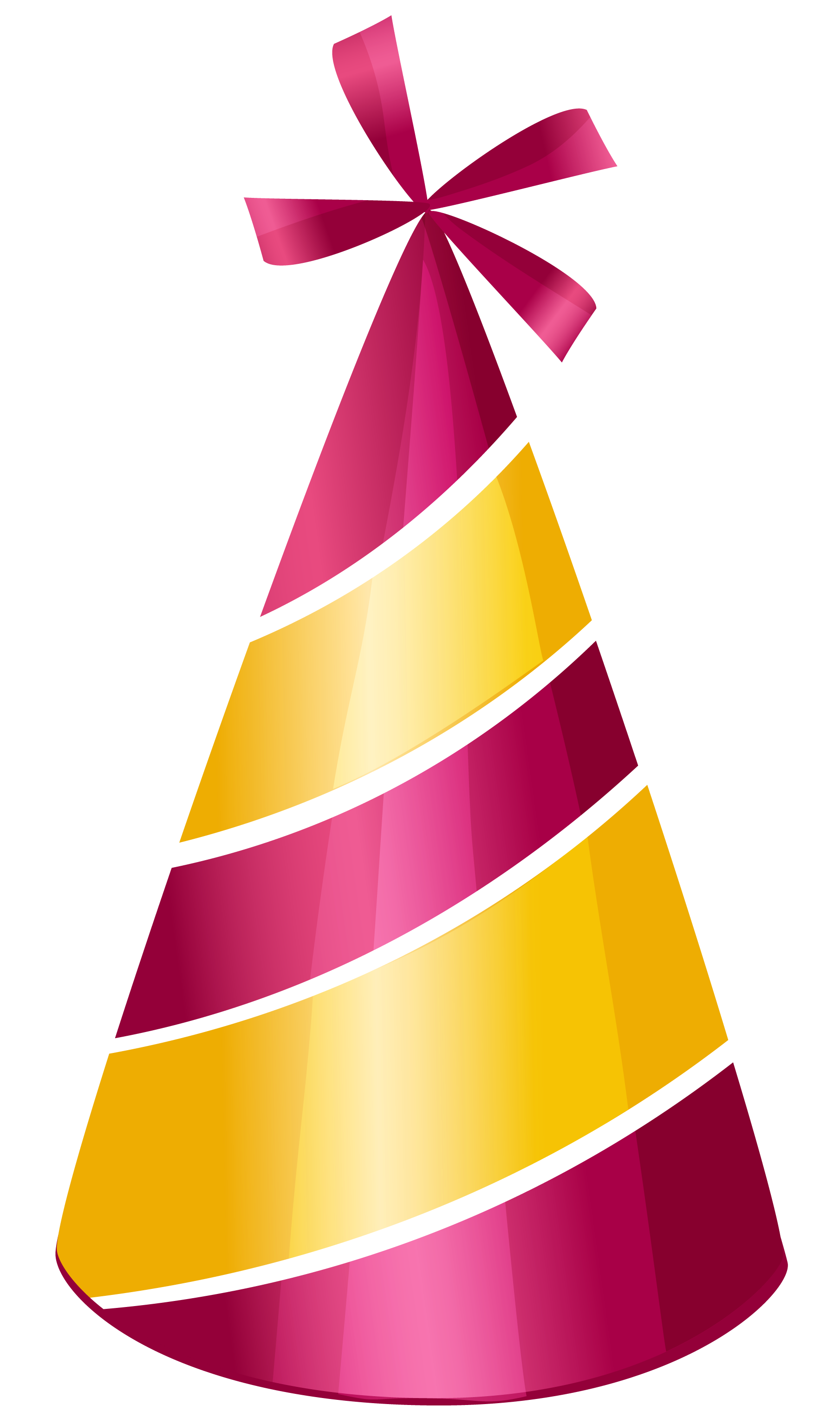 Party Hat PNG Clipart Picture