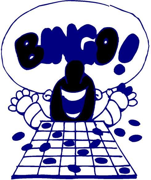free bingo clipart downloads - photo #13