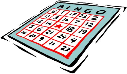 free bingo clipart downloads - photo #27