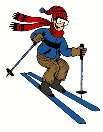 Free Skiing Clipart. Free Clipart Images, Graphics, Animated Gifs ...