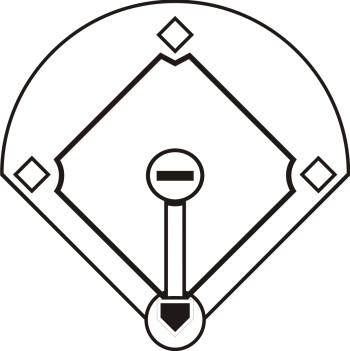Free Baseball Border Clipart, Download Free Clip Art, Free Clip Art on  Clipart Library