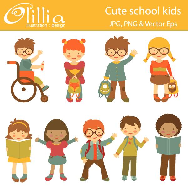 classroom clipart kids clipartsco