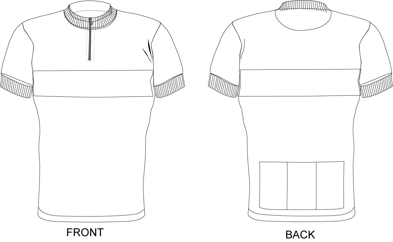 Bicycle Jersey Template - Natashamillerweb 1ebfc086d
