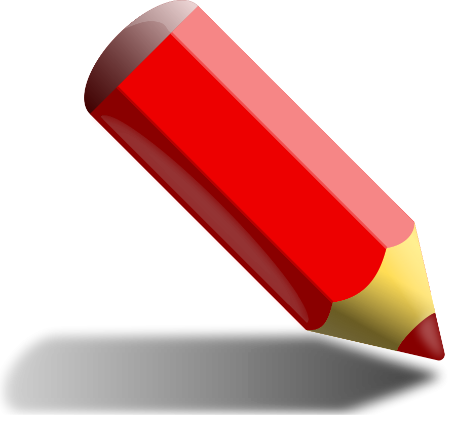 red crayon clipart clipartsco