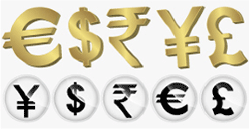Foreign Currency Symbols Download Cliparts