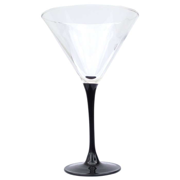 Martini glass artwork