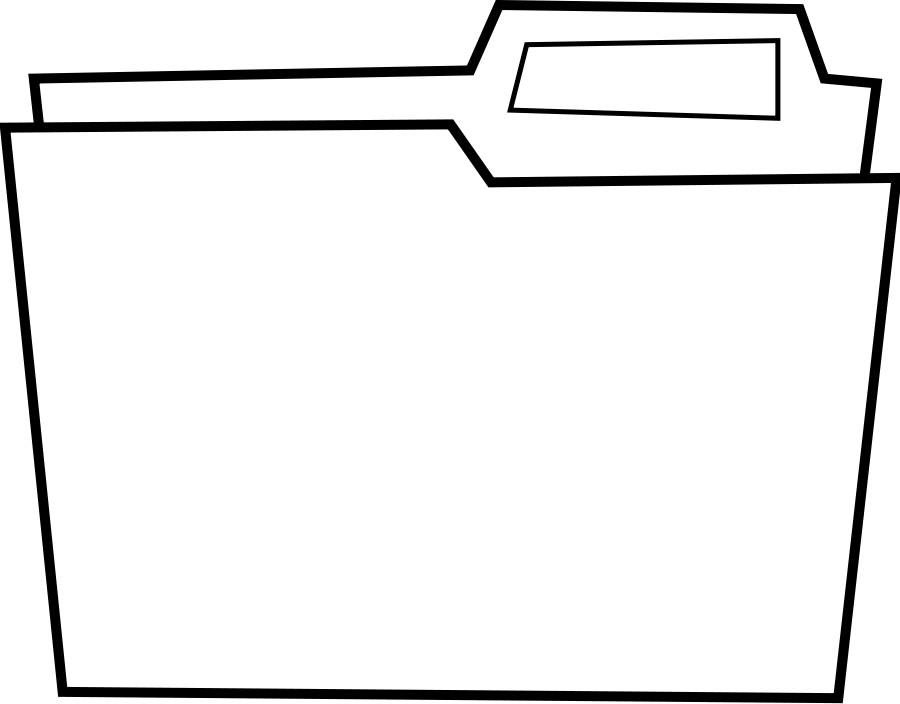 clipart of documents - photo #33