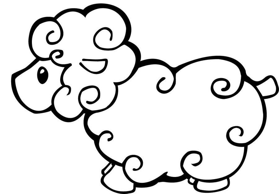 Sheep Cliparts