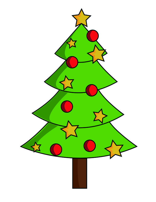 Christmas Tree Images Clip Art | HD Wallpaper And Download ...