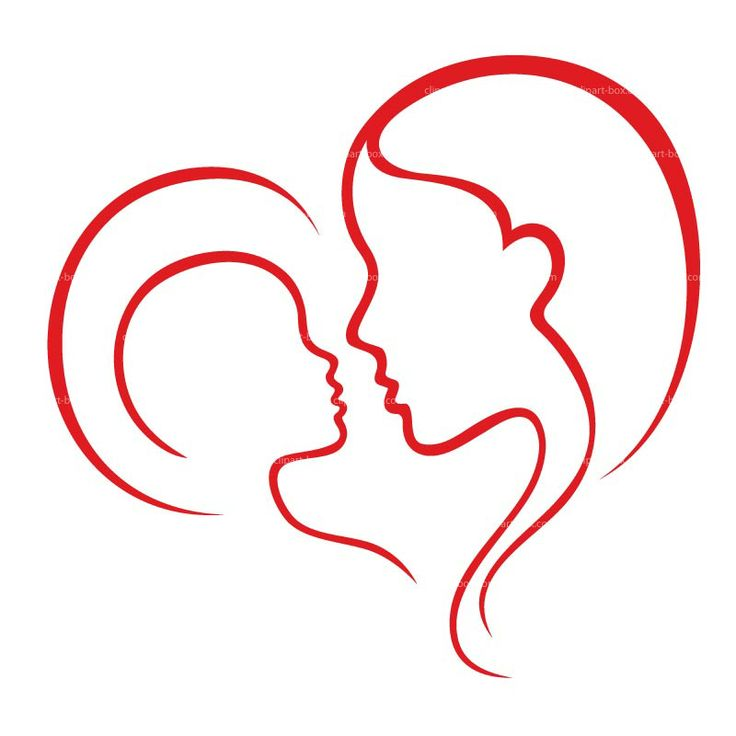 Mother Daughter Clip Art - Cliparts.co