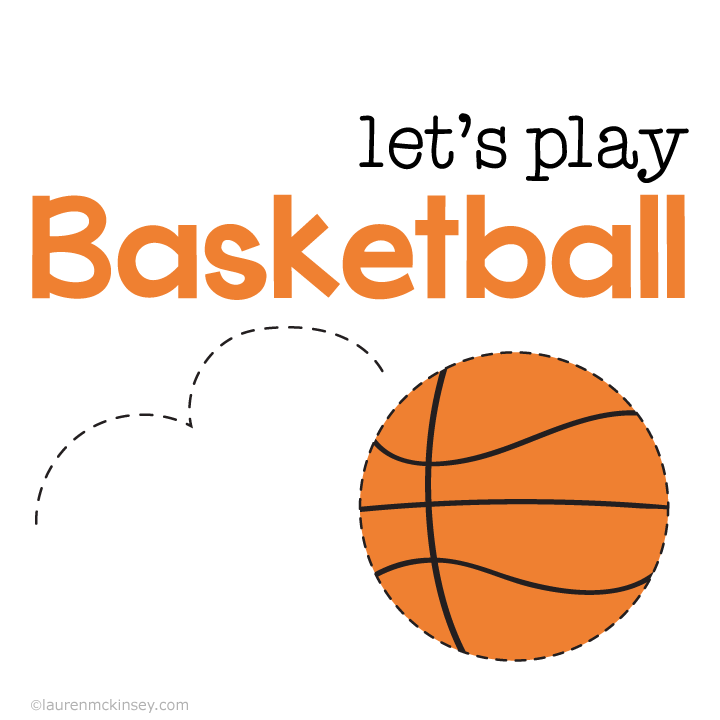 Printable Basketball Pictures - Cliparts.co
