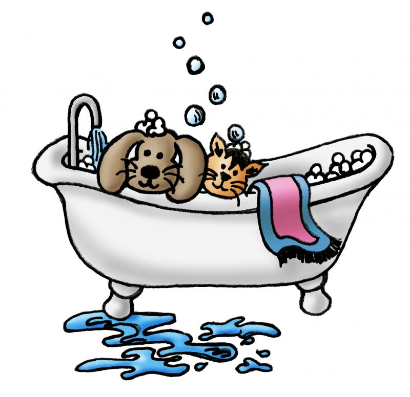 Dog Grooming Clip Art - Cliparts.co