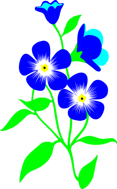 Small Flower Clipart - Cliparts.co
