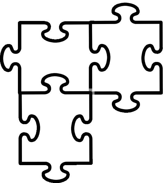 Jigsaw Puzzle Piece Clip Art - Cliparts.co