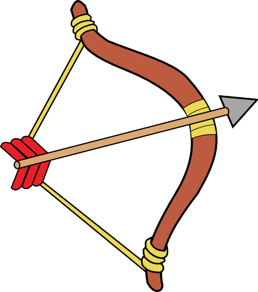 Bow And Arrow Clipart - Cliparts.co