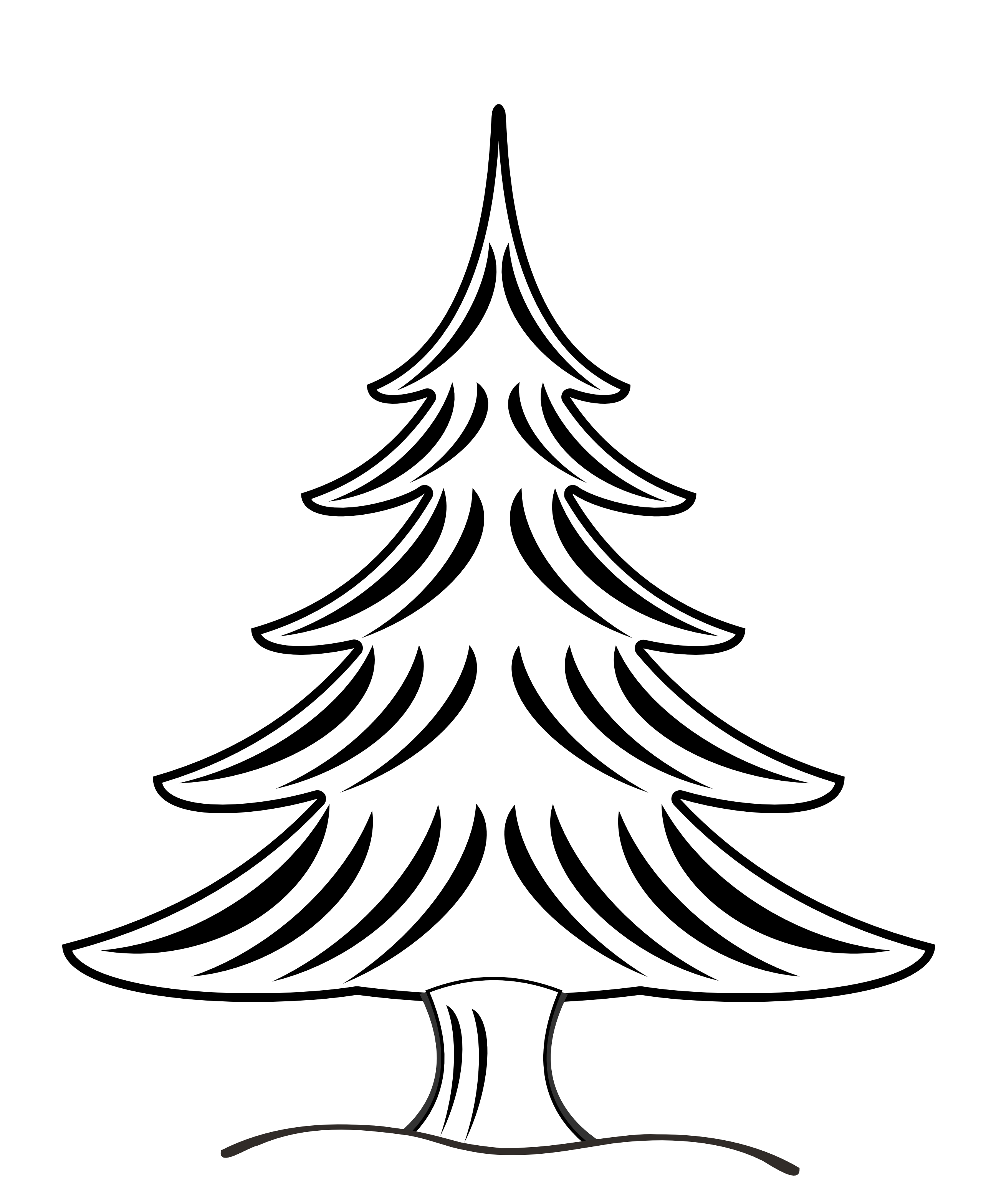 christmas tree clip art black and white cliparts co rh cliparts co christmas tree black and white clipart free christmas tree decorations clipart black and white