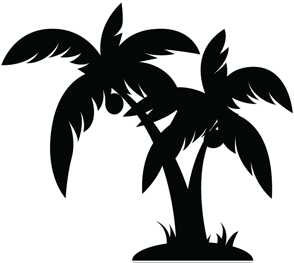 Free Palm Tree Vector - Cliparts.co