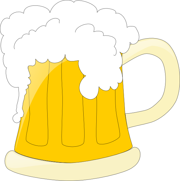 beer stein clipart free - photo #49