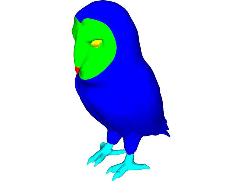 Owl Barn 3d Model Download 3d Cad Browser
