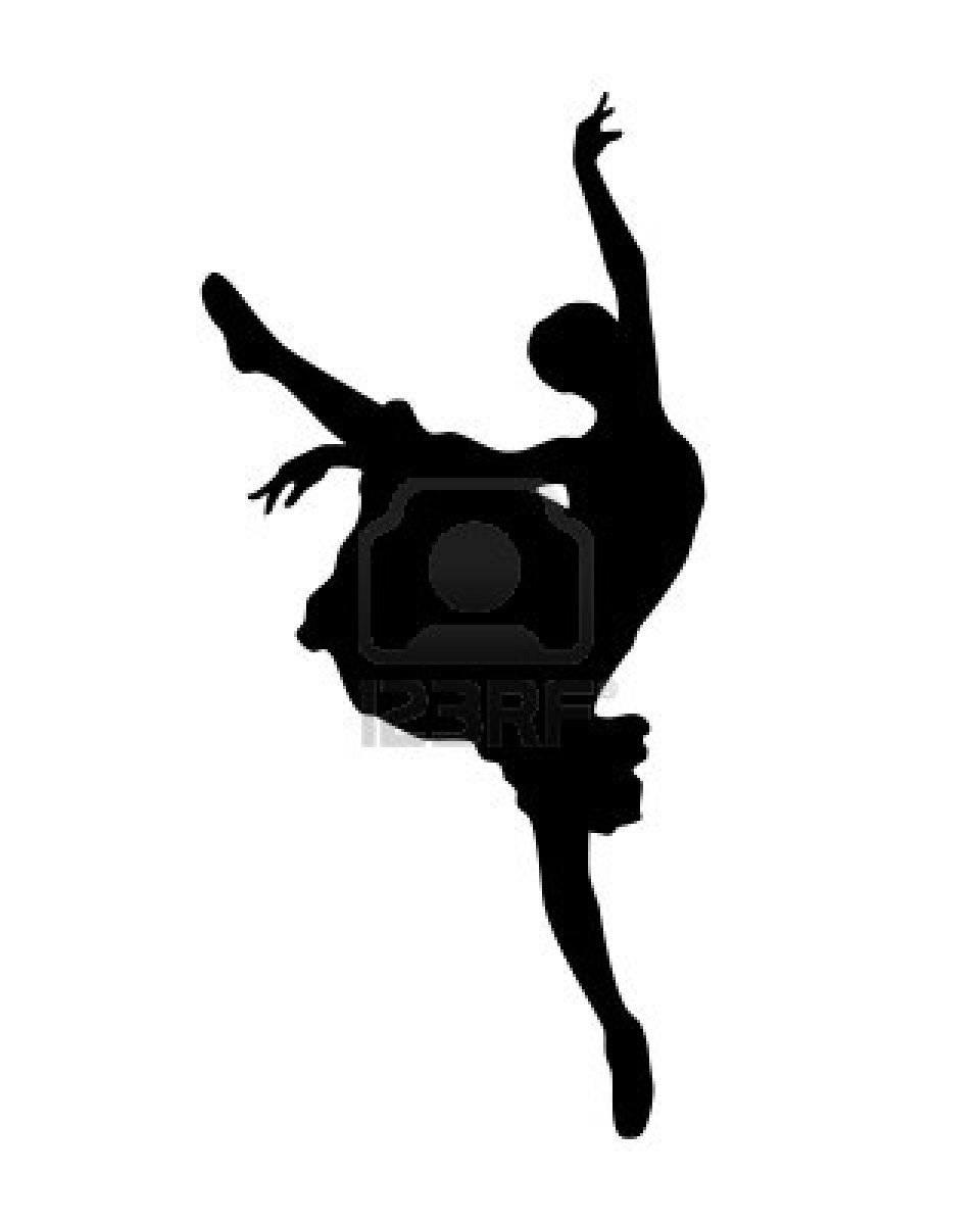 Images For > Modern Dance Silhouettes Clip Art - Cliparts.co