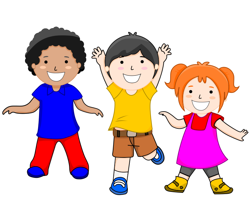 People Clip Art - Page 2 Happy Child Clipart