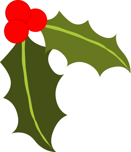 71 images of Holly Clip Art . You can use these free cliparts for your ...