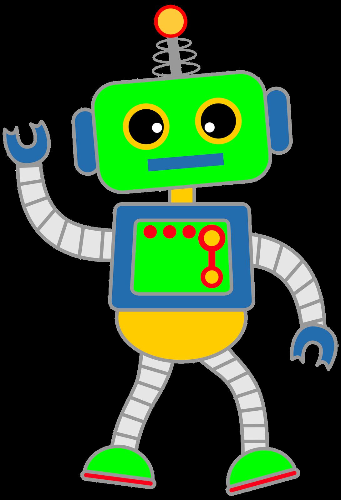 Clipart Robot - Cliparts.co