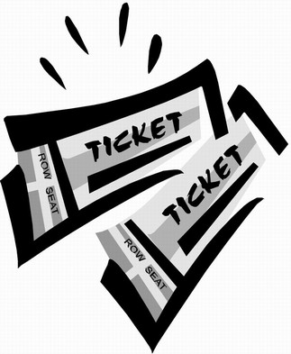 Ticket Clip Art - ClipArt Best