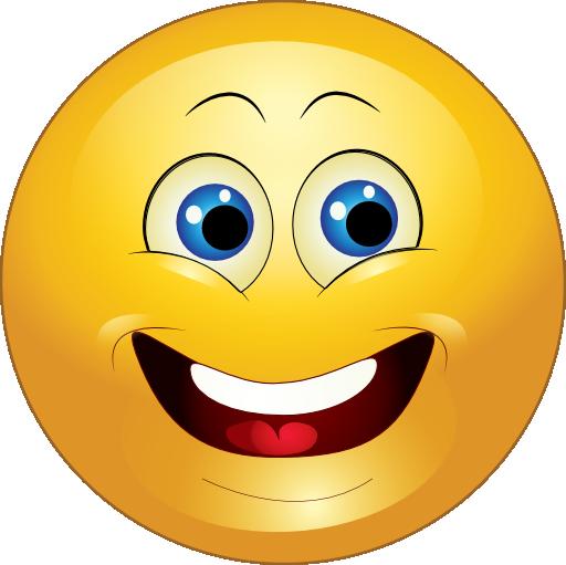 Happy smiley   Hello-Berlin...: cliparts.co/laughing-smiley-gif
