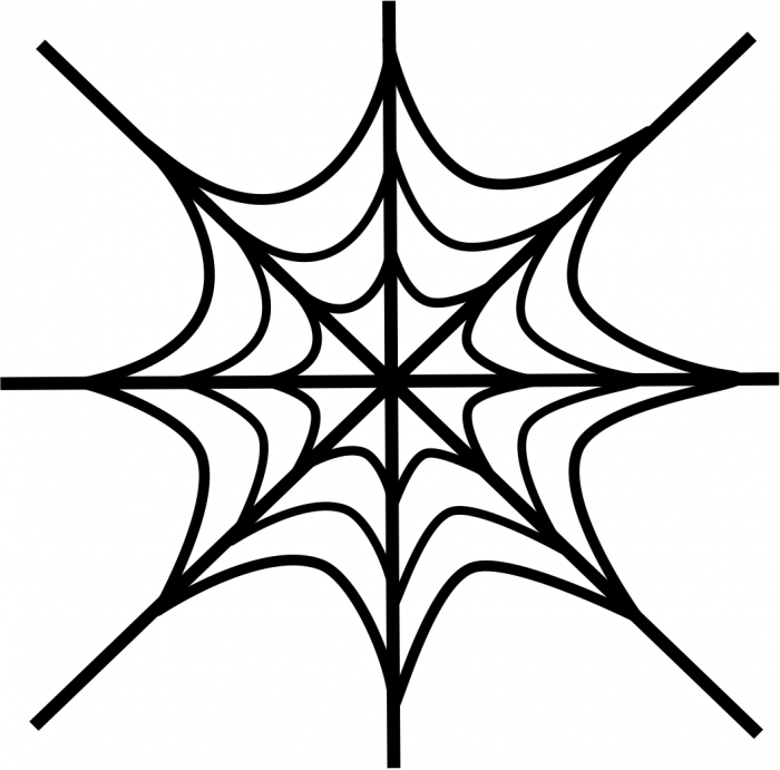 Spiderweb Cartoon Cliparts Co
