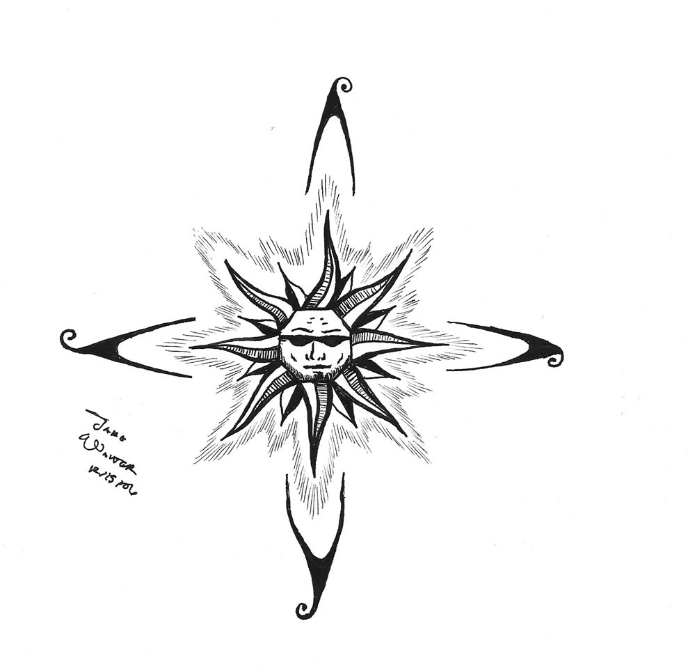 Cool sun drawings for Cool drawing sites
