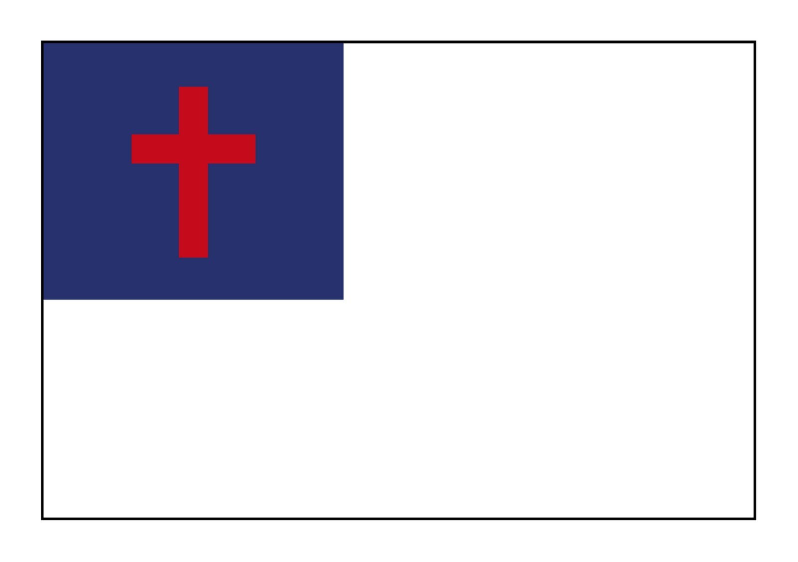 Christian Flag Clipart - ClipArt Best - ClipArt Best