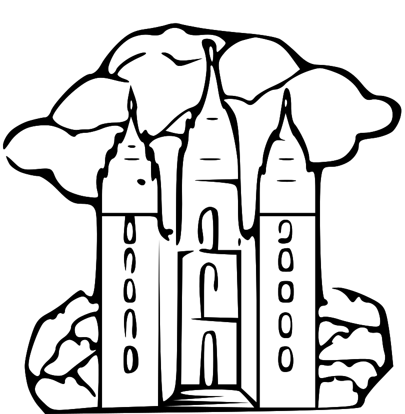 Lds Primary Coloring Pages Prayer